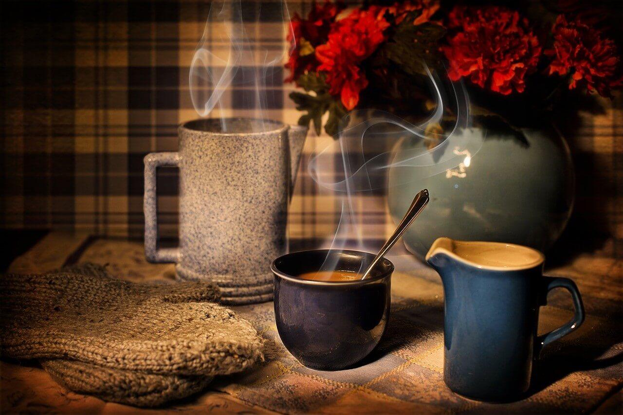 Ako si zariadiť štýlový domáci Coffee Bar