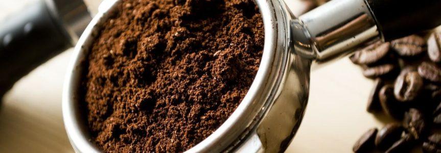 Stupne praženia kávy
