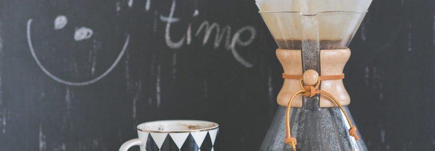 Cesta kávy z plantáže do šálky