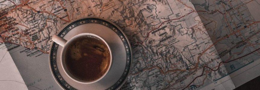 Príbeh kávy - putovanie kávy storočie za storočím