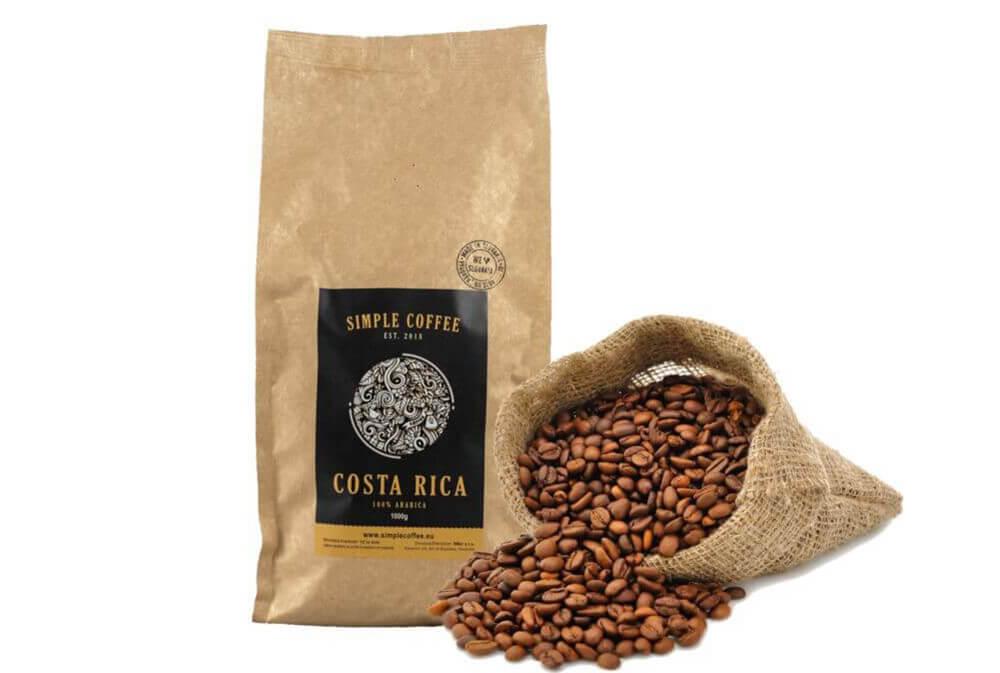 Kostarická káva - La Pastora Tarrazu
