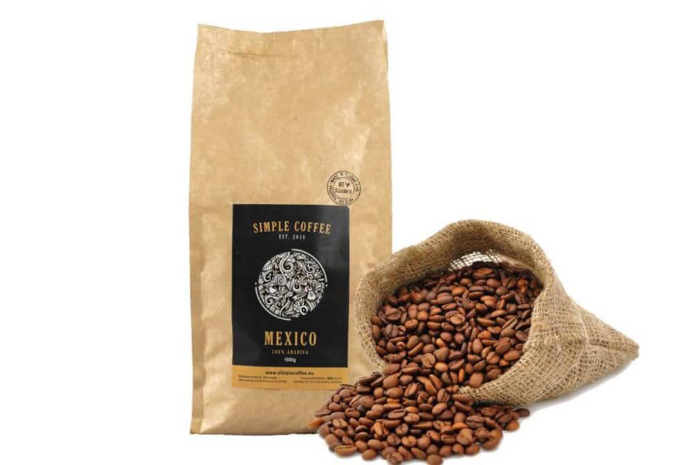 Mexická káva - Mexico SHG EP