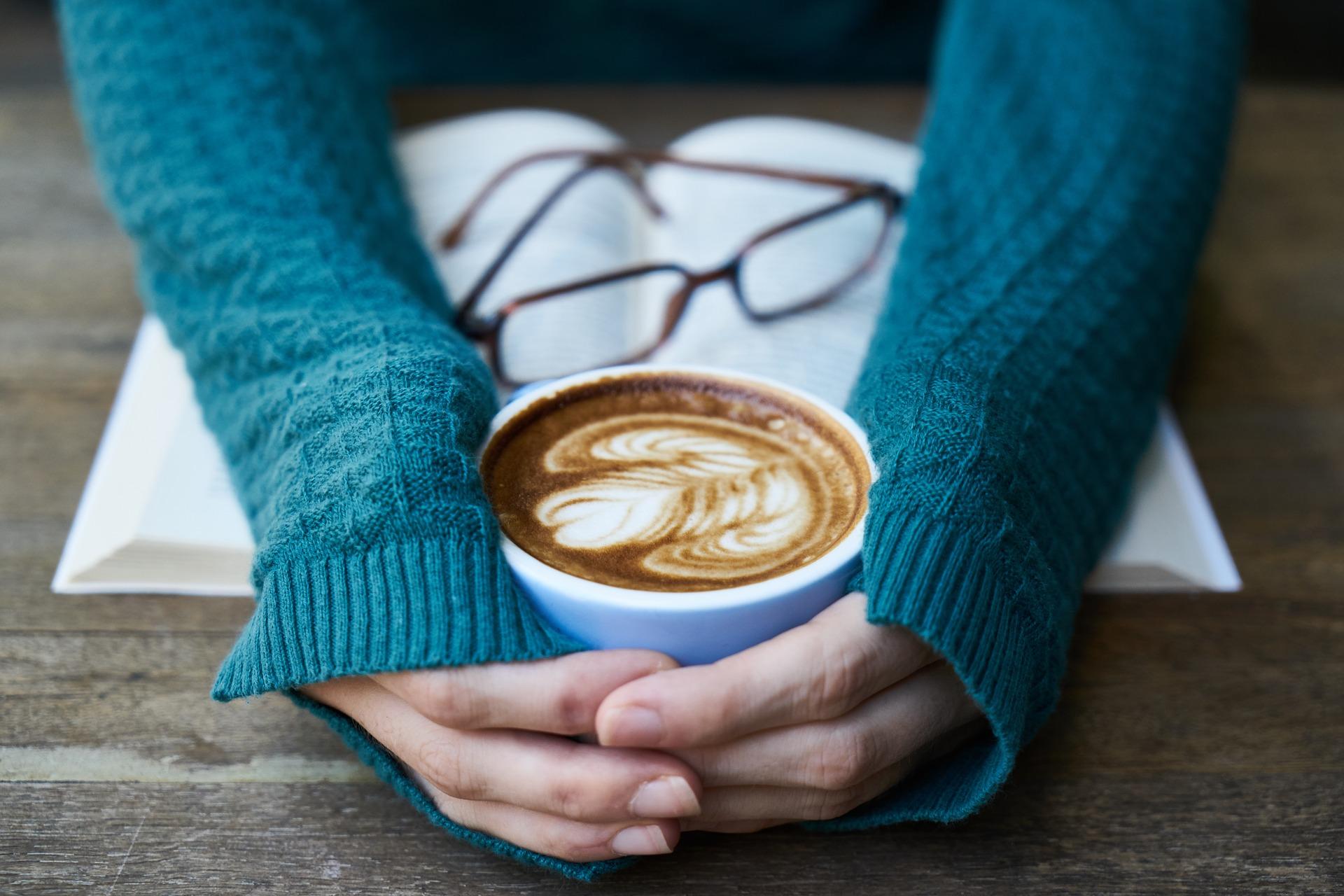 Záleží Vám na zdraví? Pite kávu.