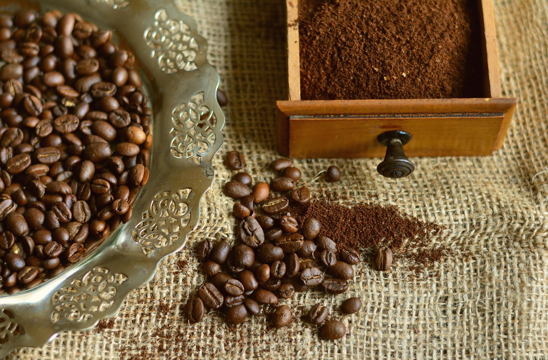 4 spôsoby praženia kávových zŕn